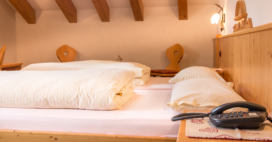 Bedrooms - Arabba - Alta Badia